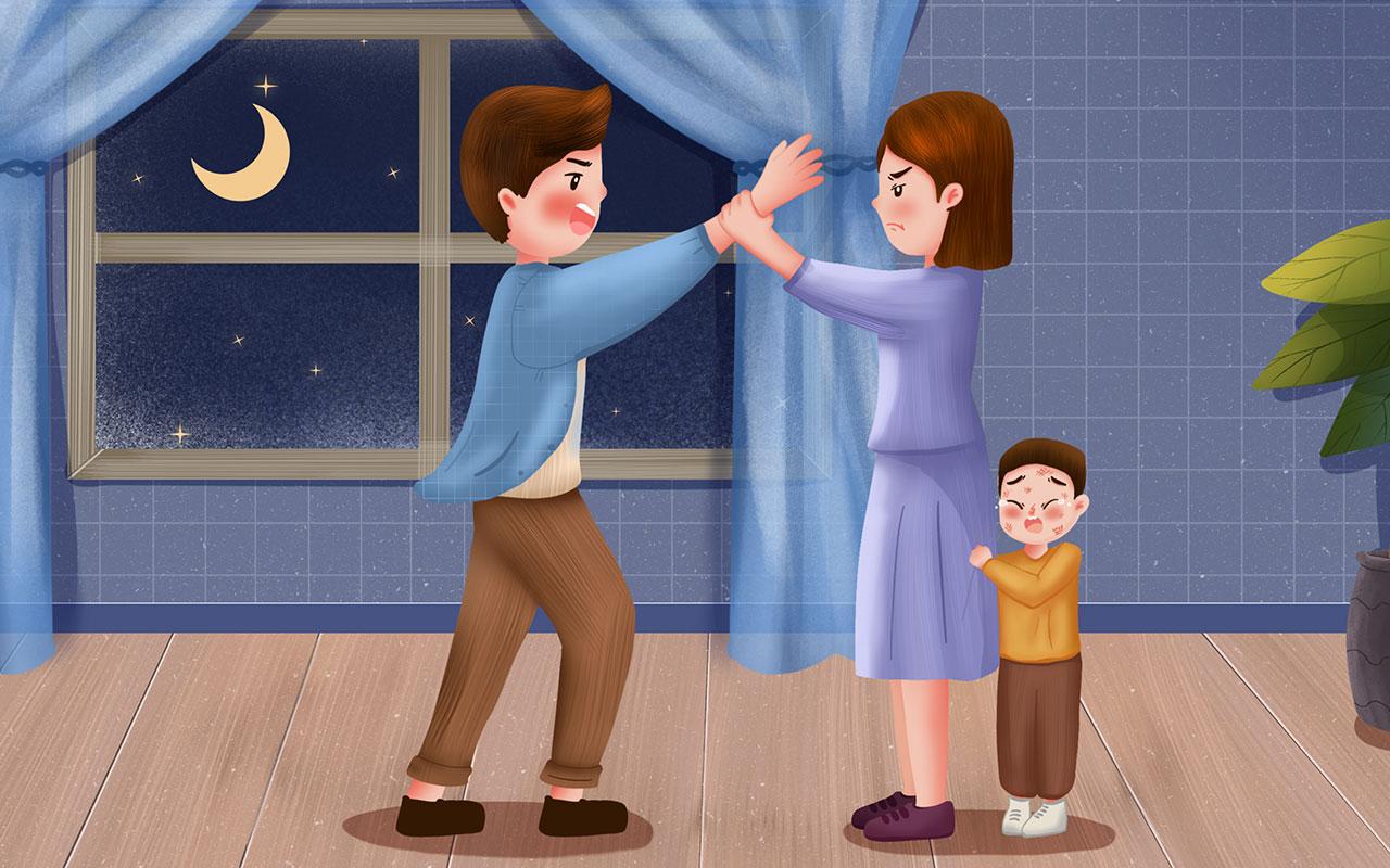 争孩子的抚养权需要哪些材料