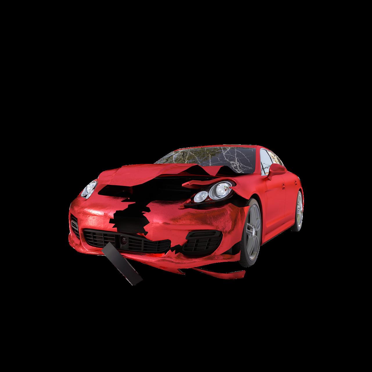 车撞报废保险怎么赔