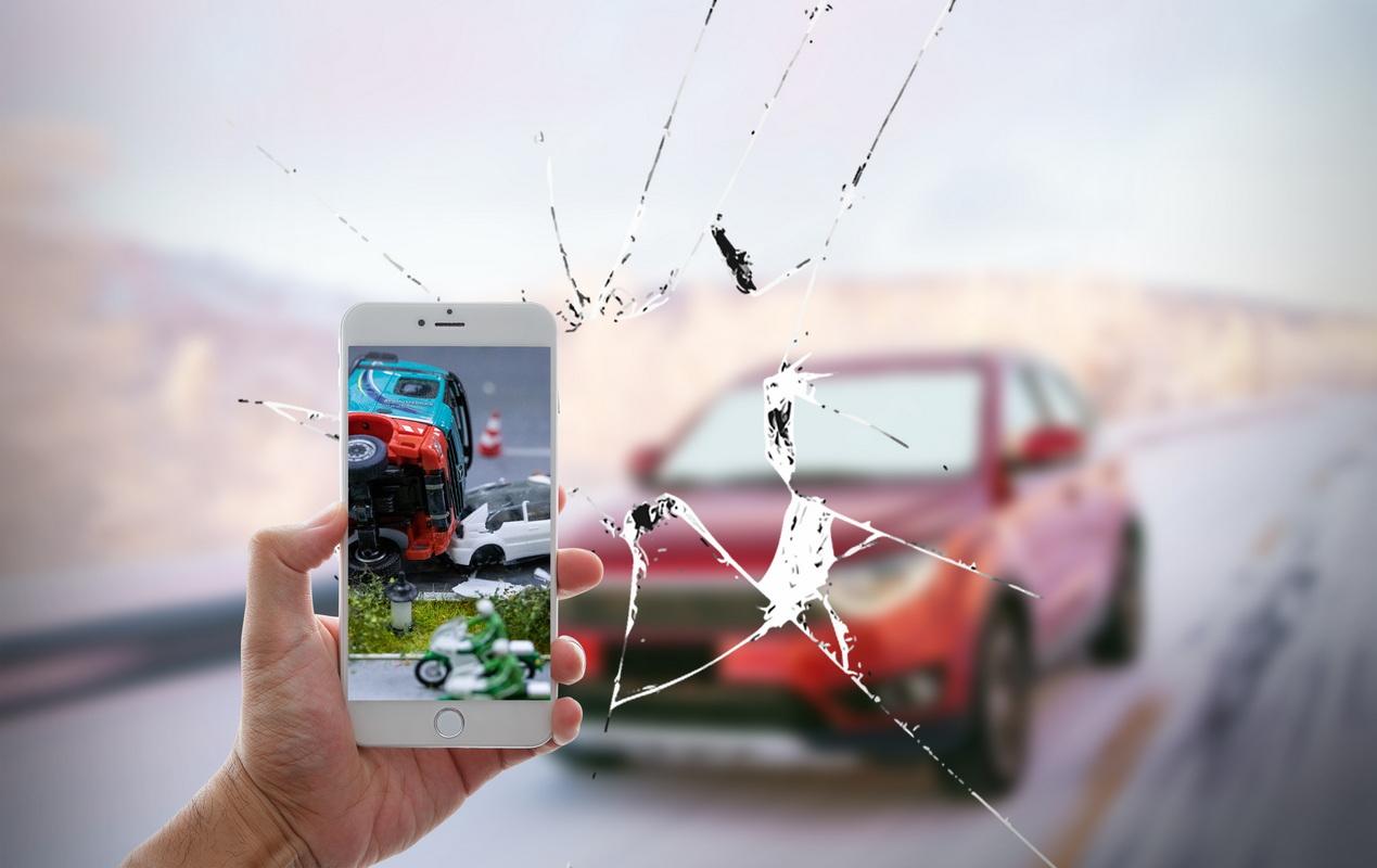 交通事故只有车辆受损怎么赔偿无人员受伤