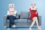 夫妻打架分居会离婚吗