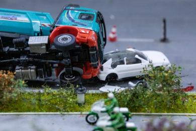 交通事故逃逸扣几分